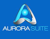 Aurora Suite Logo Design