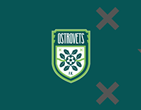FK Ostrovets | New logo idea