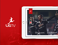 Lig Tv Mobile App