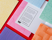 Wzory kolory | collection of Pantone notebooks