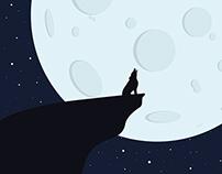 Howling | Illustration