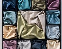D'DECOR Plain Fabric Collection Shoot