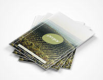 Editorial Design - Product Catalogues for PROJAR