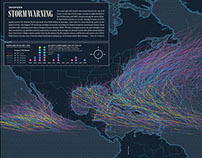 WIRED US - Infoporn - Hurricanes: Storm Warning