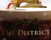 the District celebrate Christmas from all the world
