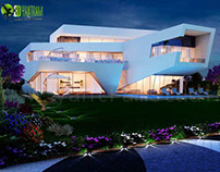 Residential Exterior Home design idea