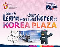Korea Plaza Press Ad