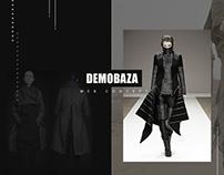 Demobaza store web concept