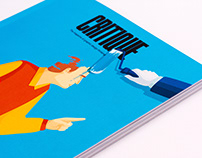 Critique - the magazine of graphic design thinking