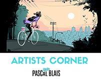 Artists Corner