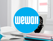 Wewall E-commerce Redesign
