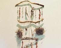 Organic Sculpture/ Assemblage