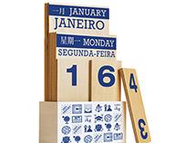 Permanent  Calendar  Souvenir