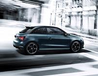 Audi A1 Campaign - CGI Car