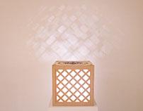 CNC fabrication : lamp&lighting
