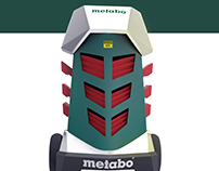 Loading Station for Metabo