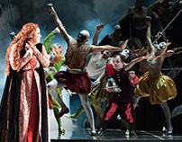 Otello. Coreografie di Valentina Escobar a Siviglia