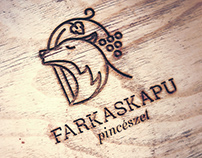 Farkaskapu Winery branding