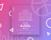 Milan Dribbble Meetup