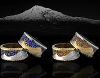 "Ring ""Mount Ararat"""