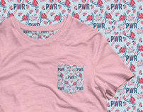 GRL PWR · Pattern Illustration