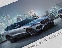 Jaguar Land Rover – Guia de Produtos Financeiros