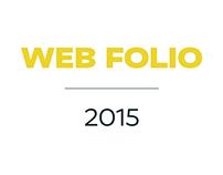 Web Designs 2015