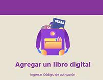Re-Diseño Vistas Libro Digital - Ziemax