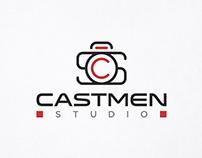 Logo Design for Castmen Studio