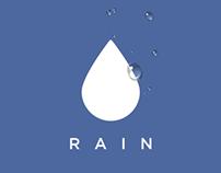 Website for Rain App
