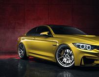 BMW M4 - Full CGI