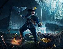 海盗系列海报(1)