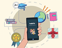 Habitz APP - Explainer Video