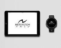 NET SYSTEM || branding || sport shop on-line