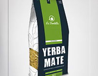 LaBombilla -YerbaMate -Brand&Identity -Product Label