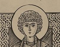 Saint's Panteleimon & Nicholas
