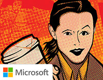 Microsoft: Office & Windows Marketing Campaigns