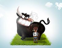 La vache qui rit - Maintenant on sait pourquoi elle rit