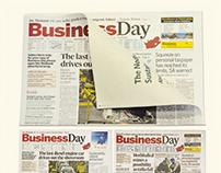 """Nedbank Capital """"Future newspaper"""""""