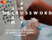 The Scamproof Crossword.