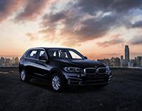 BMW X5-Elegance in Details