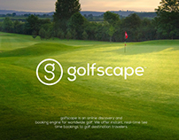 golfscape Logotype