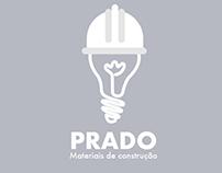 Logo: Prado Construção