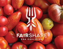 Fairshare CSA Coalition Brand Materials