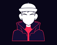 Personal Icon Animation