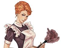 Visual Novel Characters
