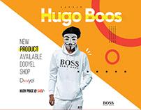 Hudy ׀ Hugo Boos ׀ Banner