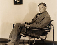 Josef Albers, Wassily Chair