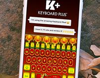 China Keyboard Plus Theme