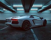Maserati x Lamborghini